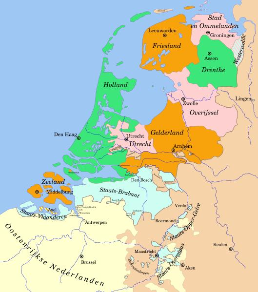 The Dutch During The Reformation By Miles Hodges