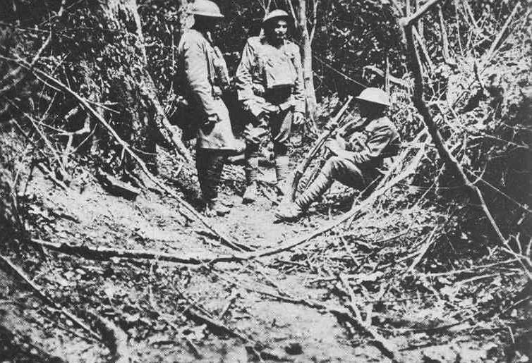 World War 1 Belleau Wood: Battle Of Belleau Wood Timeline